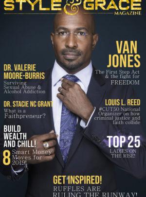 Style and Grace Magazine